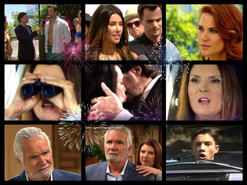 The Bold and the Beautiful Spoilers: Week of July 3 Updates – Unraveling Mysteries, Exploding Secrets and Total Outrage