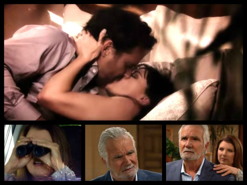 The Bold and the Beautiful Spoilers: Week Of July 3 - Ridge and Quinn Confess To Eric – Fashion Duel – Coco's Car Crash