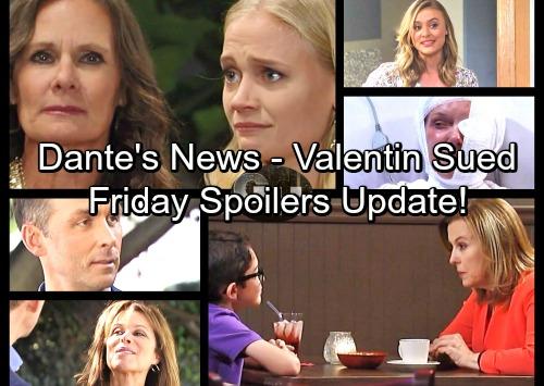 General Hospital Spoilers: Friday, July 14 Updates – Nathan Takes Huge Risk – Spencer Sues Valentin – Serena Shines