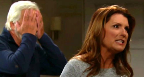 The Bold and the Beautiful Spoilers: Sheila Feeds Eric's Rage - Meeting With Quinn A Disaster
