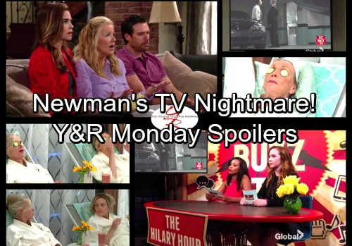 The Young and the Restless Spoilers: Monday, July 24 - Nikki Horrified by Newman Scandal, Livid Nick Takes Action