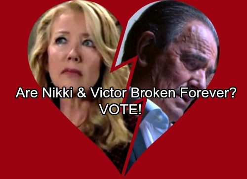 The Young and the Restless Spoilers: Nikki's Pride Destroyed As GC Buzz Airs Newman Scandal – Are Victor and Nikki Truly Over?