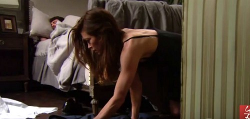 The Young and the Restless Spoilers: Victor Pounds Nikki and Nick Into the Ground – The Moustache Cuts Off Wife and Son