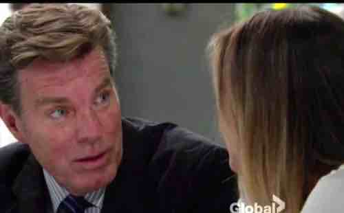 The Young and the Restless Spoilers: Tuesday, August 8 - Phyllis and Jack's Secret Partnership – Victoria Explodes at Billy