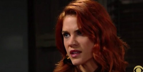 The Bold and the Beautiful Spoilers: Week of August 14 Update - Quinn Explodes at Sheila, Mansion Brawl Ensues