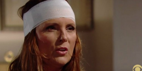 The Bold and the Beautiful Spoilers: Sheila Takes Over B&B – Expect A Lauren and Scott Y&R Crossover