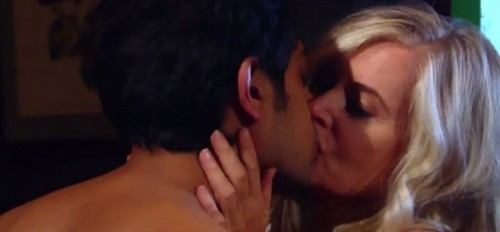 The Young and the Restless Spoilers: Week of August 14 Updates - Ashley and Ravi Make Love – Nick Drops a Bomb on Chelsea