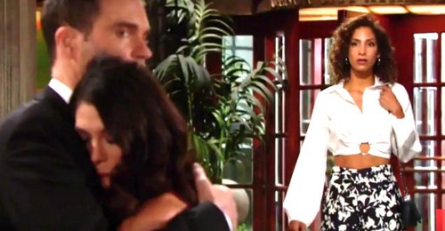 The Young and the Restless Spoilers: Juliet Starting to Show – Is Juliet Really Pregnant or Are Test Results Fake?