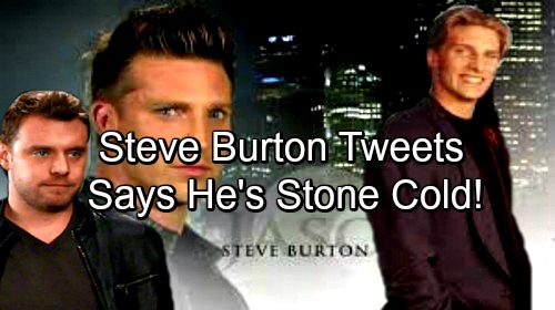General Hospital Spoilers: Steve Burton Admits He's 'Stone Cold' – True Jason Morgan Revealed