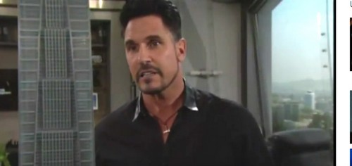 The Bold and the Beautiful Spoilers: Wednesday, August 23 - Sally's Preview Has a Fiery Conclusion, Liam Saves the Day