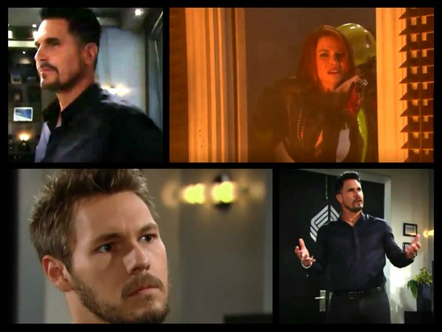 The Bold and the Beautiful Spoilers: Liam Plays Dirty, Secretly Records Bill's Arson Confession – Son Outsmarts Father