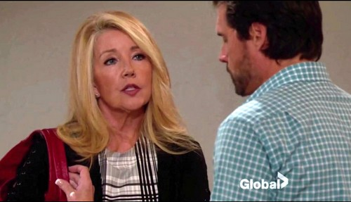 The Young and the Restless Spoilers: Tuesday, Aug 29 - Tessa Delivers Stunning News - Mattie Rages Over Lily's Love Life