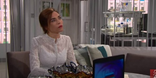 The Young and the Restless Spoilers: Victoria Blasts Scheming Phyllis - Kisses Willing Billy – Love Triangle Explodes