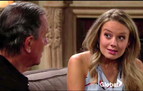 The Young and the Restless Spoilers: Wednesday, August 30 - Victor Investigates Zack – Hilary's Unfinished Chelsea Business