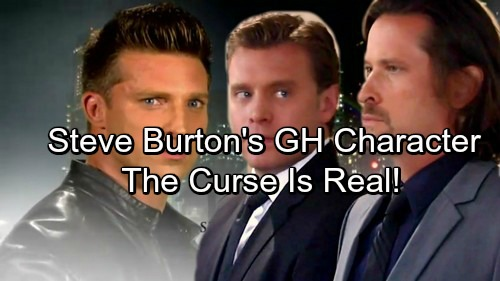 General Hospital Spoilers: Steve Burton's GH Character Revealed At Last - Shocking Twist As Curse Comes True