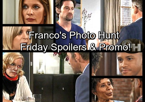 General Hospital Spoilers: Friday, Sept 8 – Franco Moves Past Scott With Jason Pic Puzzle – Valentin Demands Ava's Answer