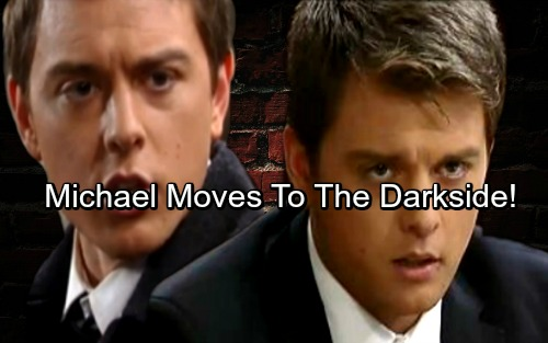 General Hospital Spoilers: Michael Turns to the Dark Side – Crushing Losses Lead Down Deadly Path