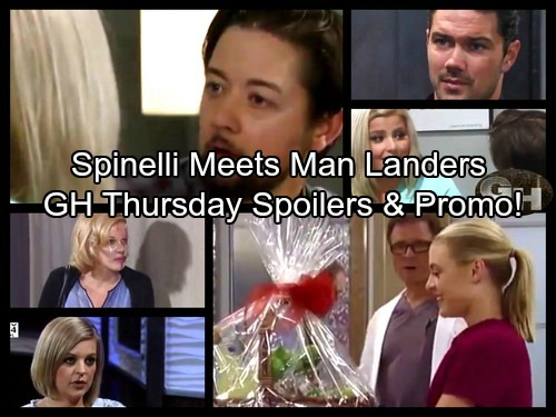 General Hospital Spoilers: Thursday, September 14 – Spinelli Talks Man Landers – Kiki's Big Surprise – Valentin Shocks Nina