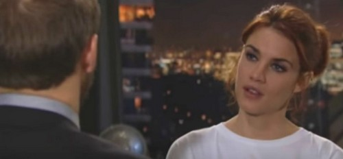 The Bold and the Beautiful Spoilers: Thursday, September 14 - Bill Admits Liam's Blackmail to Brooke - Sally's Overjoyed