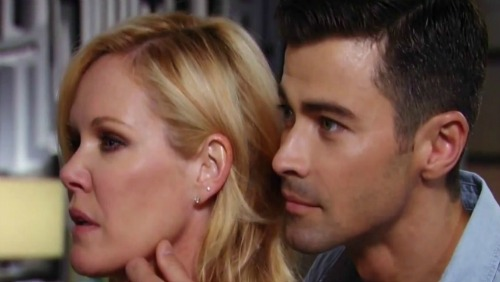 General Hospital Spoilers: Ava's Agonizing Decision, Must Choose Old Face From Valentin or New Love From Griffin