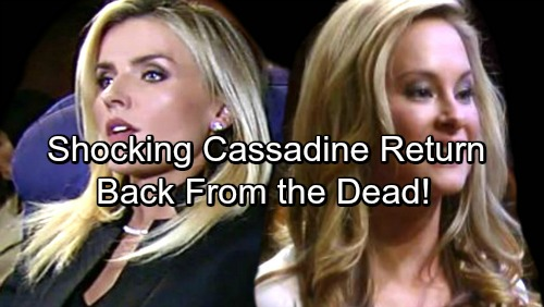 General Hospital Spoilers: Shocking Cassadine Returns Back From The Dead – Revenge Plot Against Jason and Valentin
