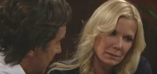 The Bold and the Beautiful Spoilers: Tuesday, September 19 - Wyatt and Liam's Battle – Bill Leans on Steffy, Trouble Coming