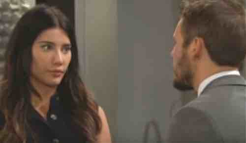 The Bold and the Beautiful Spoilers: Wednesday, September 20 - Sally Shares Big News - Steffy Stands Up To Liam