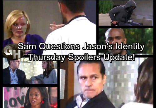 General Hospital Spoilers: Thursday, September 21 Update – Jason's Changes Weigh on Sam – Ava's Patient 6 Suspicions Grow