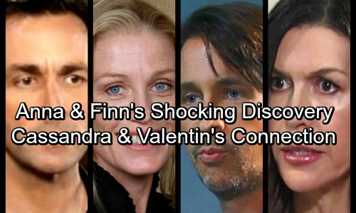 General Hospital Spoilers: Anna and Finn Make Stunning Discovery – Cassandra and Valentin's Clinic Connection, Patient 6?