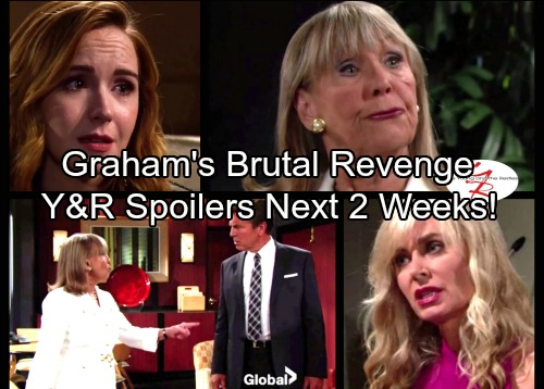 The Young and the Restless Spoilers for Next 2 Weeks: Graham's Brutal Revenge – Victor Destroys Nick - Jack Traps Billy