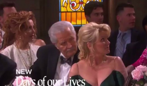 Days of Our Lives Spoilers: Ben's Terrifying Wedding Crash - Faces Pure Rage As Victims Confront Crazed Murderer
