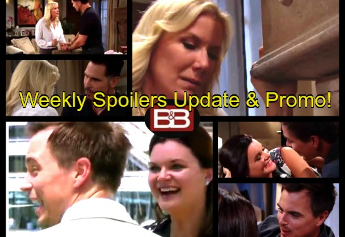 The Bold and the Beautiful Spoilers: Week of September 25 Updates - Brooke's Rejection Sparks Bill's Revenge Plot, Liam Doomed