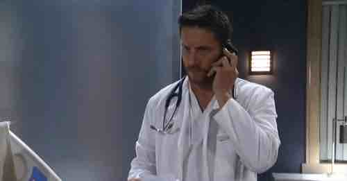 General Hospital Spoilers: New Shock Promo - Ava Betrays Patient 6, Gives Dr. Klein Phone Number - Klein Calls, Sonny Answers!