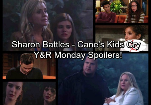 The Young and the Restless Spoilers: Sharon Caught in Alarming Faceoff, Crystal Panics – Mattie and Charlie Crushed by Divorce