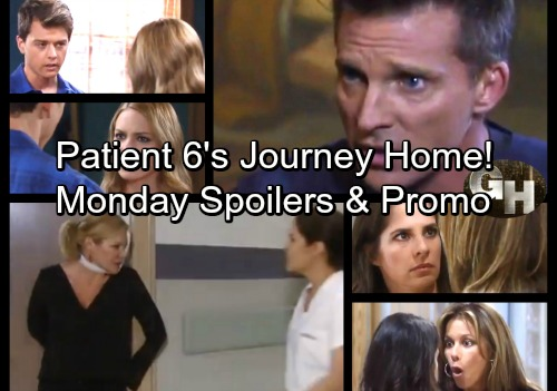 General Hospital Spoilers: Monday, October 2 – Patient Six Heads Home – Jason Seeks Answers from Franco