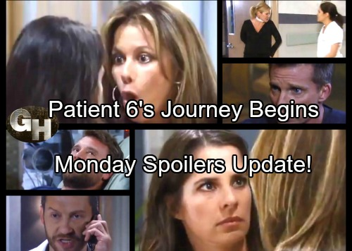 General Hospital Spoilers: Monday, October 2 Update – Staff Scrambles to Stop Patient 6 – Ava's in Hot Water – Alexis Blasts Sam