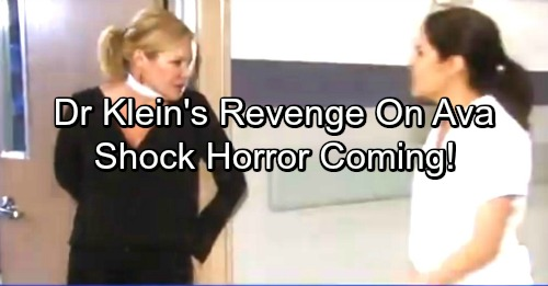 General Hospital Spoilers: Ava's Situation Takes a Sinister Turn – Dr Klein Takes Revenge On Patient Six's Helper