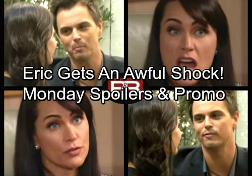 The Bold and the Beautiful Spoilers: Monday, October 2 - Sheila Catches Wyatt and Katie – Eric's Fateful Hiring Decision
