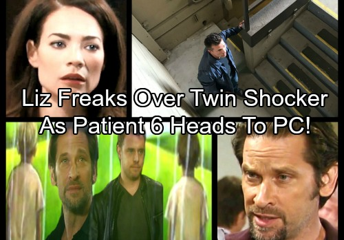 General Hospital Spoilers: Franco Comes Clean to Liz, Twin Drama News Spreads – Stage Set for Patient Six's PC Arrival