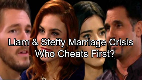 The Bold and the Beautiful Spoilers: Dangerous Desires Rock Liam and Steffy's Marriage – Who Will Cheat First?