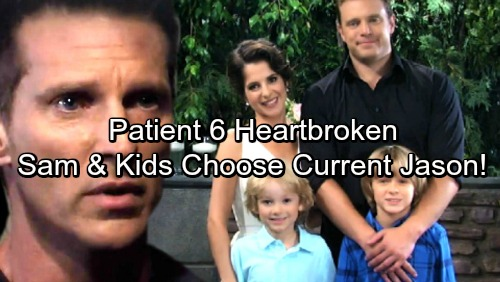 General Hospital Spoilers: Heartbreak Hits For Patient Six, Sam and Kids Moved On With Billy Miller's Jason