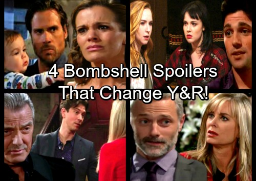 4 Young and the Restless Spoilers That Will Change Everything – Bombshells You Won't Want to Miss
