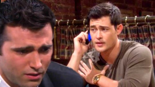 Days of Our Lives Spoilers: Explosive Will Conflict Drives Couple Apart - Paul and Sonny Break Up