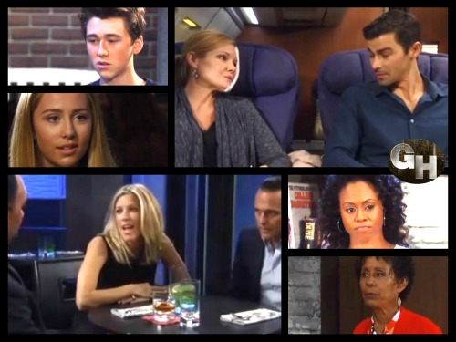 General Hospital Spoilers: Thursday, October 5 Update – Nathan's News Stuns Maxie – Oscar Faces Daddy Issues – Stella's Shocker