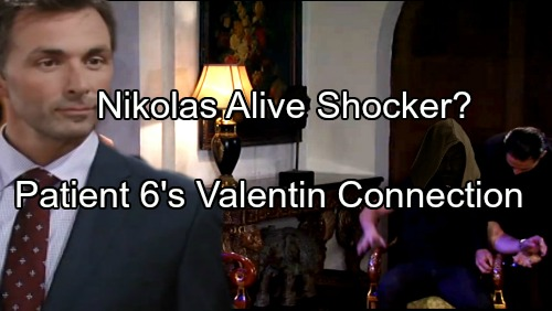 General Hospital Spoilers: Nikolas Clues Put Patient Six in Valentin's Dangerous Path – Is Nikolas Alive?