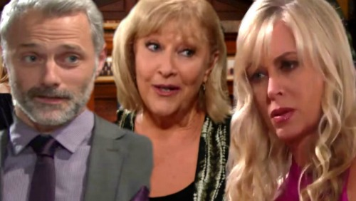 The Young and the Restless Spoilers: Tuesday, October 10 - Hilary's Shocking Nick Scoop - Ashley Meets Graham Davis