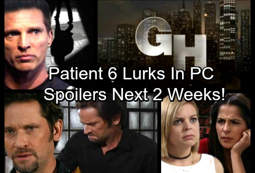 General Hospital Spoilers: Next 2 Weeks - Patient Six Lurks in PC – Sneaky Sam Manipulates Maxie, Is She Pregnant?