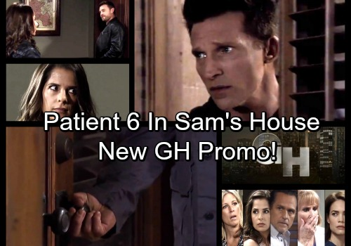 General Hospital Spoilers: Patient Six Enters Sam's House - Billy Miller-Steve Burton Shocking Confrontation - New GH Promo