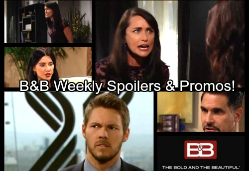 The Bold and the Beautiful Spoilers: Katie and Quinn's Nasty Brawl – Liam Runs Out of Chances – Steffy's New Plan Falls Flat