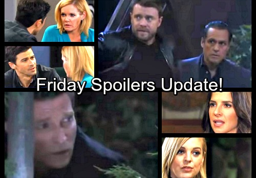 General Hospital Spoilers: Friday, October 20 Update – Sam and Maxie Make a Deal – Patient Six's Waiting Game